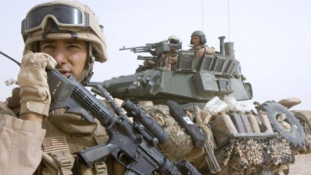 ¿En cuántas guerras reales y encubiertas participa EE.UU.?