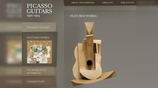 Las guitarras de Picasso