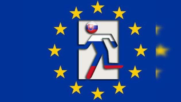 La derecha invita a Eslovaquia a salir de la UE