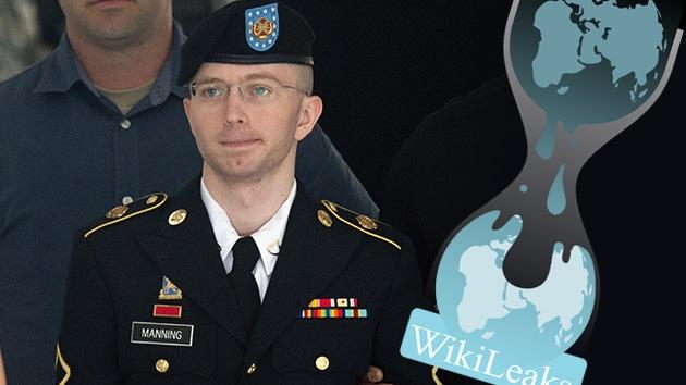 WikiLeaks: Las disculpas de Manning fueron sonsacadas a la fuerza por la Justicia militar