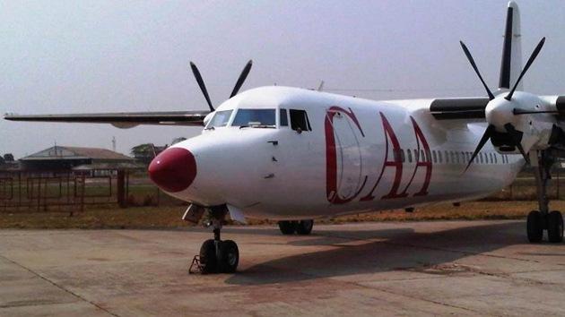 Decenas de muertos en un accidente de avión en el Congo