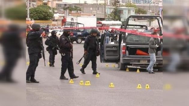 Enorme saldo mortal del lustro de la guerra declarada al narcotráfico en México