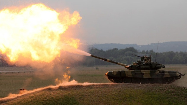 Juegos de guerra: tanques competirán en un insólito biatlón internacional cerca de Moscú