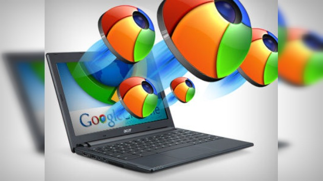 Llega el Chromebook, portátil de Google con el sistema operativo Chrome OS