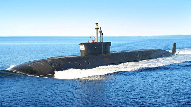 Submarinos rusos de quinta generación serán de menor tamaño y mucho menos visibles