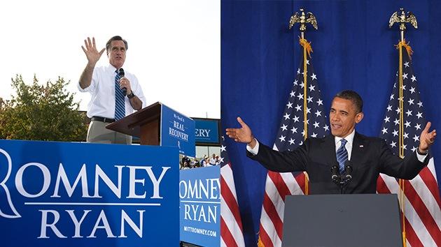 Irán marca el pulso de la campaña: Un regalo para Romney, una maldición para Obama