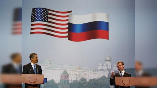 Medvédev y Obama acordaron sobre el nuevo START