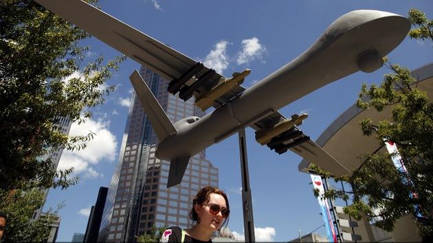 """Obama promete a su pueblo ser más """"transparente"""" respecto a los 'drones'"""