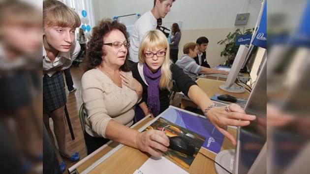 Los internautas rusos discuten qué educación quieren para sus hijos