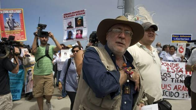 Las víctimas de las mafias mexicanas del narcotráfico empiezan su recorrido por EE.UU.