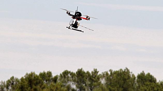Defensores de los animales usarán 'drones' para espiar a los cazadores furtivos