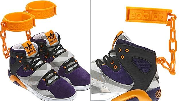 Adidas suelta las cadenas de sus zapatillas