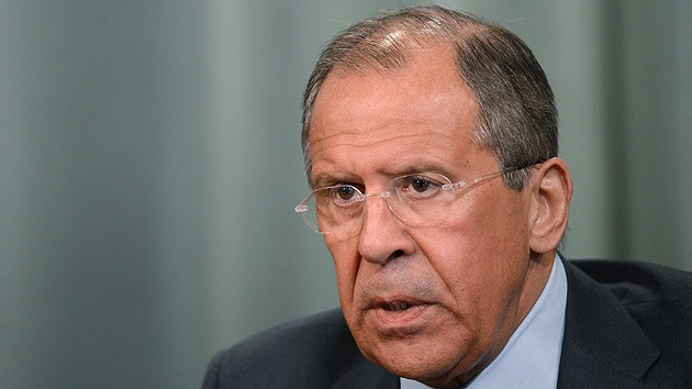 Lavrov: Occidente eligió contener a Rusia en vez de la oportunidad histórica de construir una Gran Europa