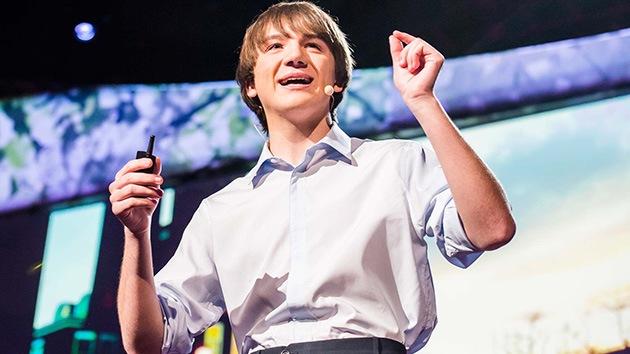El joven genio que inventó un detector de cáncer quiere democratizar el acceso a la ciencia