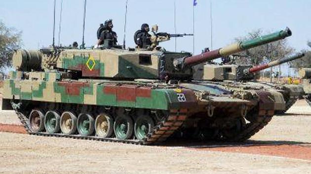 India realizará pruebas del nuevo tanque avanzado en agosto