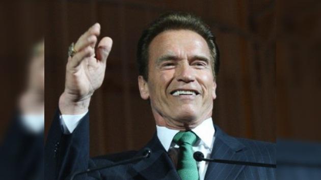 Schwarzenegger publicará sus memorias en 2012