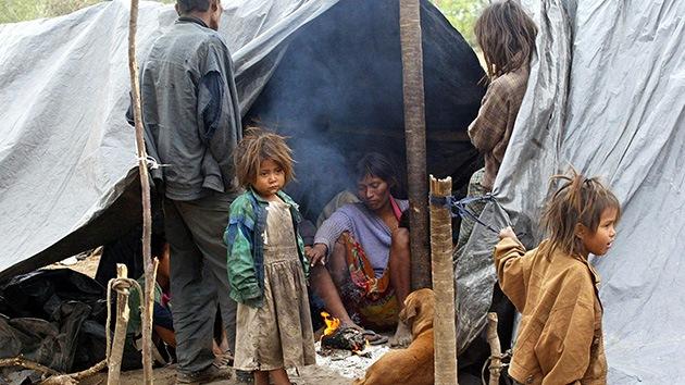 Escándalo en Paraguay: roban un fondo para los indígenas