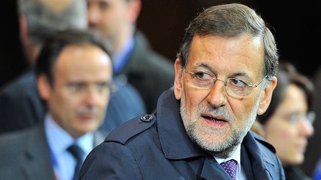 Europa pone como ejemplo a Rajoy para recortar el sueldo de los funcionarios