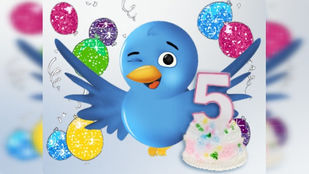 """Twitter: Cinco años diciendo """"pío"""""""