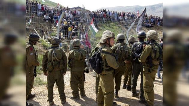 Varias víctimas en los disturbios en las fronteras de Israel