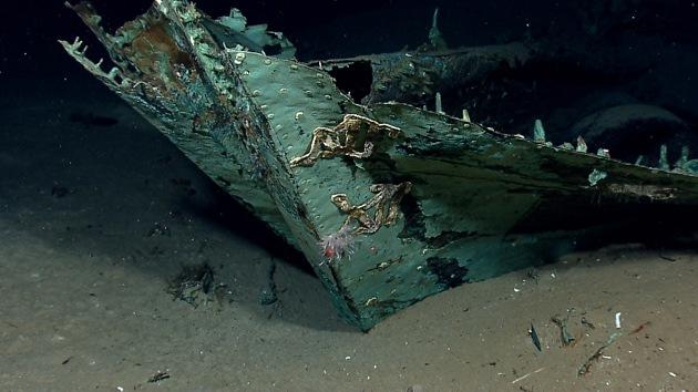 Video: Hallan los restos de un barco de 200 años