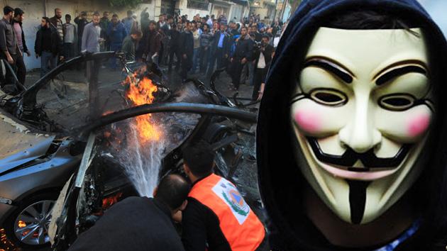 Anonymous: Israel violó 65 resoluciones de la ONU sin consecuencias, Irak, que incumplió 2 está invadido y destruido