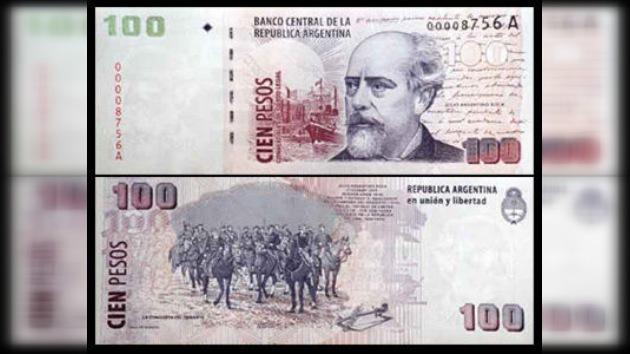 El retrato de Julio A. Roca de los billetes de 100 pesos podría ser  reemplazado - RT