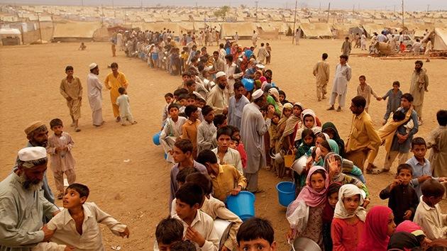 ONU: Cada 4,1 segundos hay un nuevo refugiado en el mundo