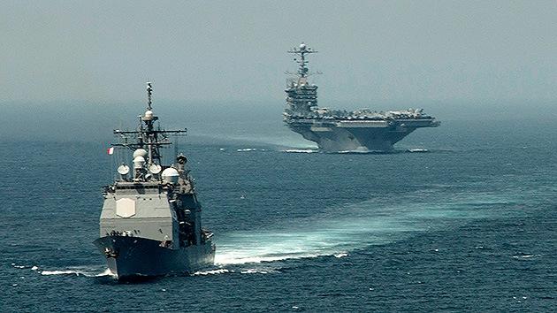 El Estado Mayor ruso monitorea la situación en Siria desde buques y por satélite