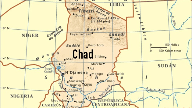 Fallido intento de golpe de Estado en Chad