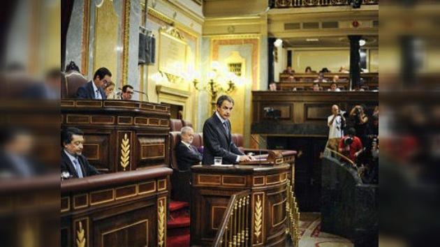 España fijará el techo de gasto público en la Constitución pese a las protestas sindicales