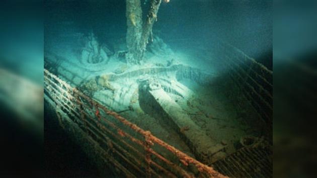 Al rescate turístico del Titanic: sumérjase para ver su casco por 60.000 dólares