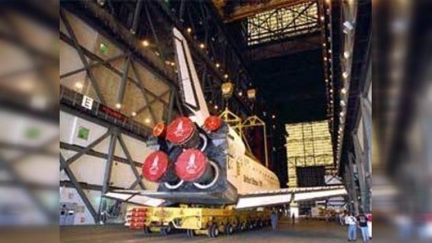 Encuentran cocaína en un hangar de la NASA