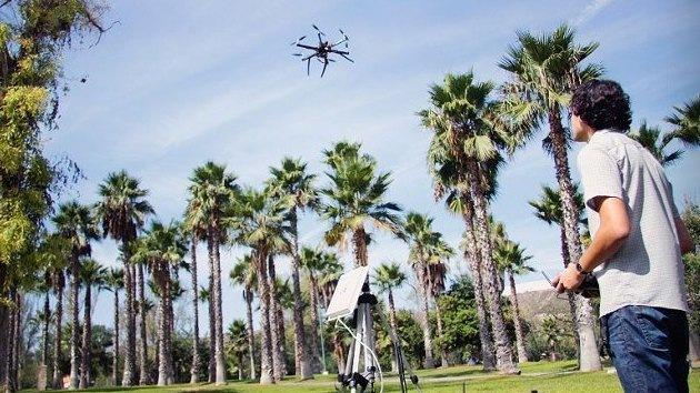 Los drones podrán usarse para algo más que la guerra