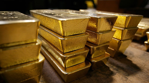 Rusia supera a China en las reservas de oro