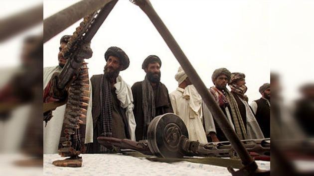 Talibán anuncia una nueva etapa de ofensiva contra las fuerzas de coalición