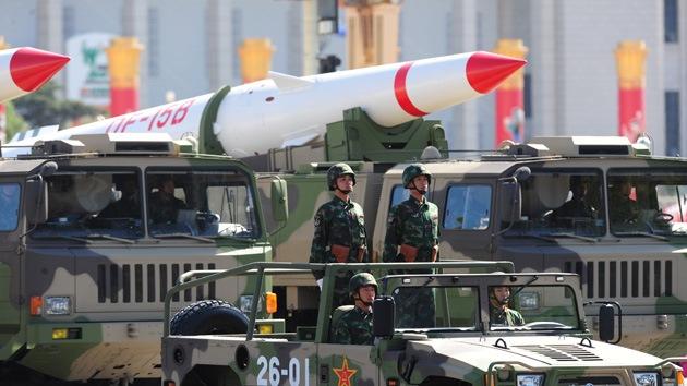 China crea un misil intercontinental en respuesta al escudo antimisiles de EE.UU.