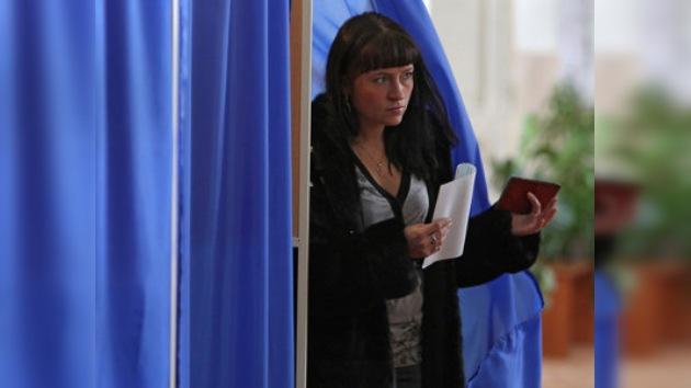 Rusia celebra los comicios unificados