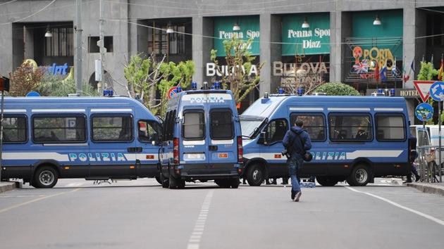 Evacuan el consulado de EE.UU. en Milán por alerta de bomba