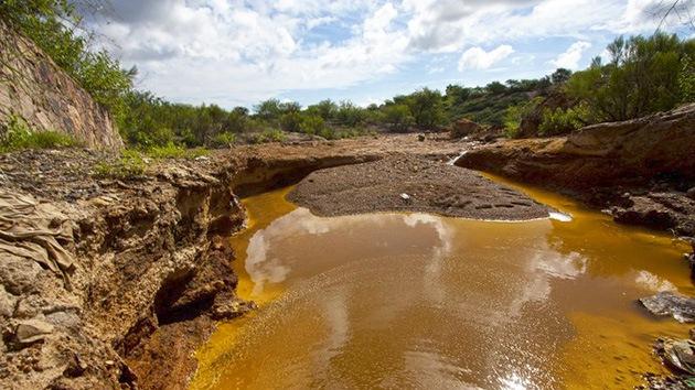 """Polémica en México por la contaminación de dos ríos zanjada con """"una multa de risa"""""""