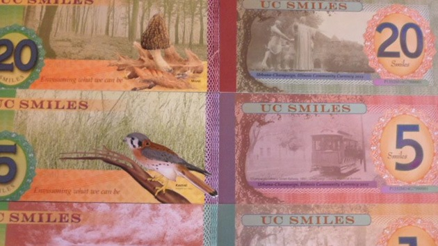 El dólar se pone triste: Un estado de EE.UU. adopta como nueva moneda las 'sonrisas'