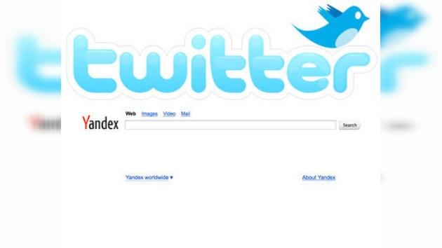 Twitter se alía con Yandex, el principal buscador ruso