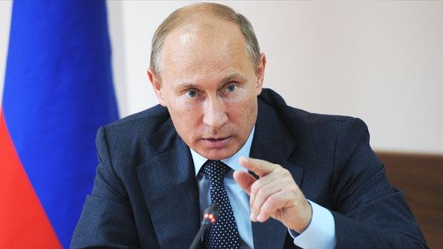 Putin: Rusia seguirá operativos por puntos para prevenir el terrorismo