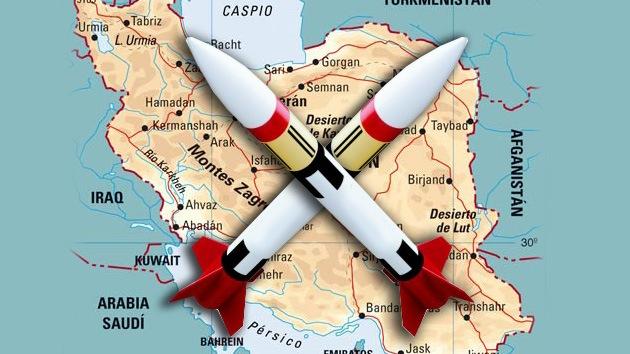 Irán se declara como una de las mayores potencias misilísticas