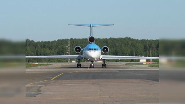 Retiran la licencia a la compañía propietaria del Yak-42 del Lokomotiv