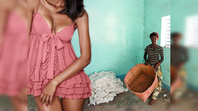 Victoria's Secret contra la explotación infantil