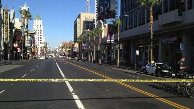 Un hombre amenaza con detonar una bomba en un restaurante de Los Ángeles