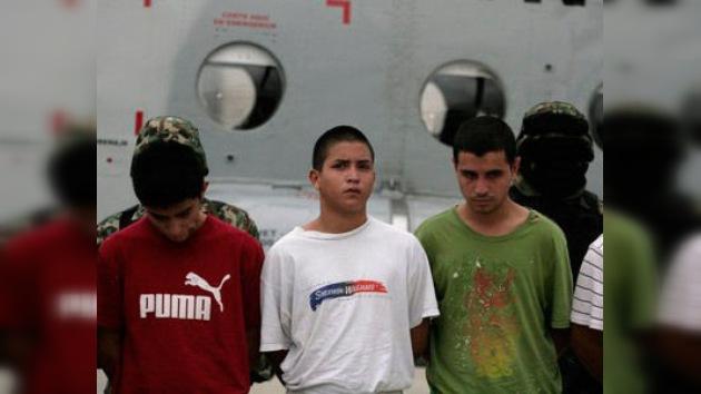 El cartel de Los Zetas mete un pie en EE. UU. y recluta a jovenes norteamericanos
