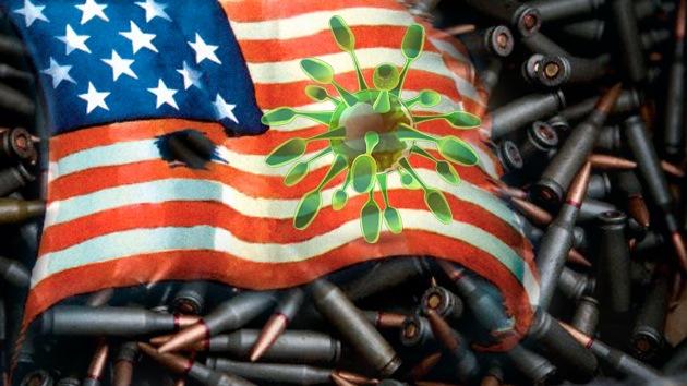 """La violencia armada en EE.UU. es una """"epidemia social"""""""