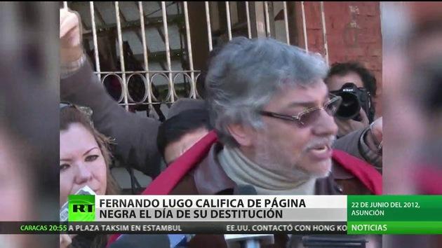 """Fernando Lugo a un año de su destitución: """"Fue un golpe de Estado"""""""